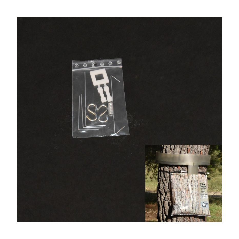 Sachet d'accessoires pour collier Écopiège® Écorce