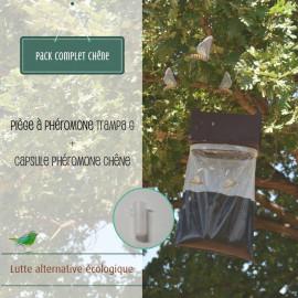Pack Phéromone du chêne, piège + phéromone