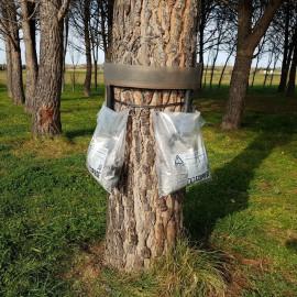 Descente Supplémentaire Transparent (sac + tube)